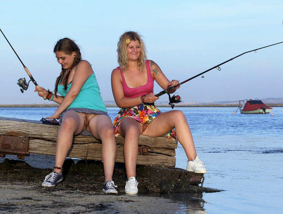 Amateur naked fishing video, lohan pic upskirt
