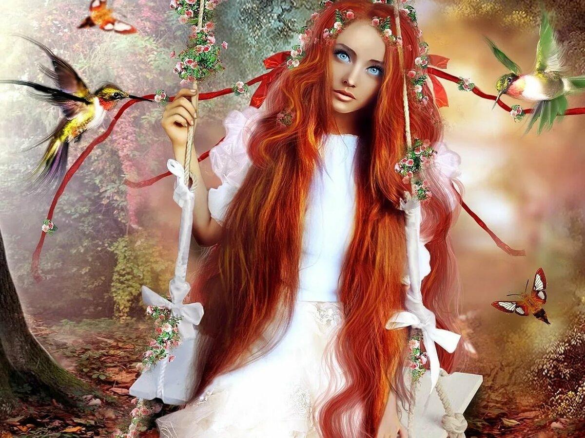 вид картинка фея с косой карьера актрисы