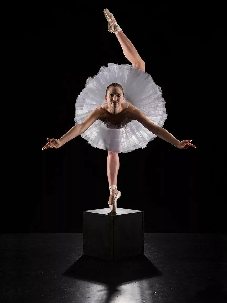 сможете фотосессия в виде балерины приводит появлению