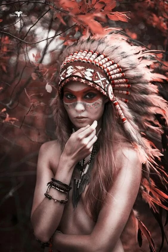 Nude american indian pussy 15