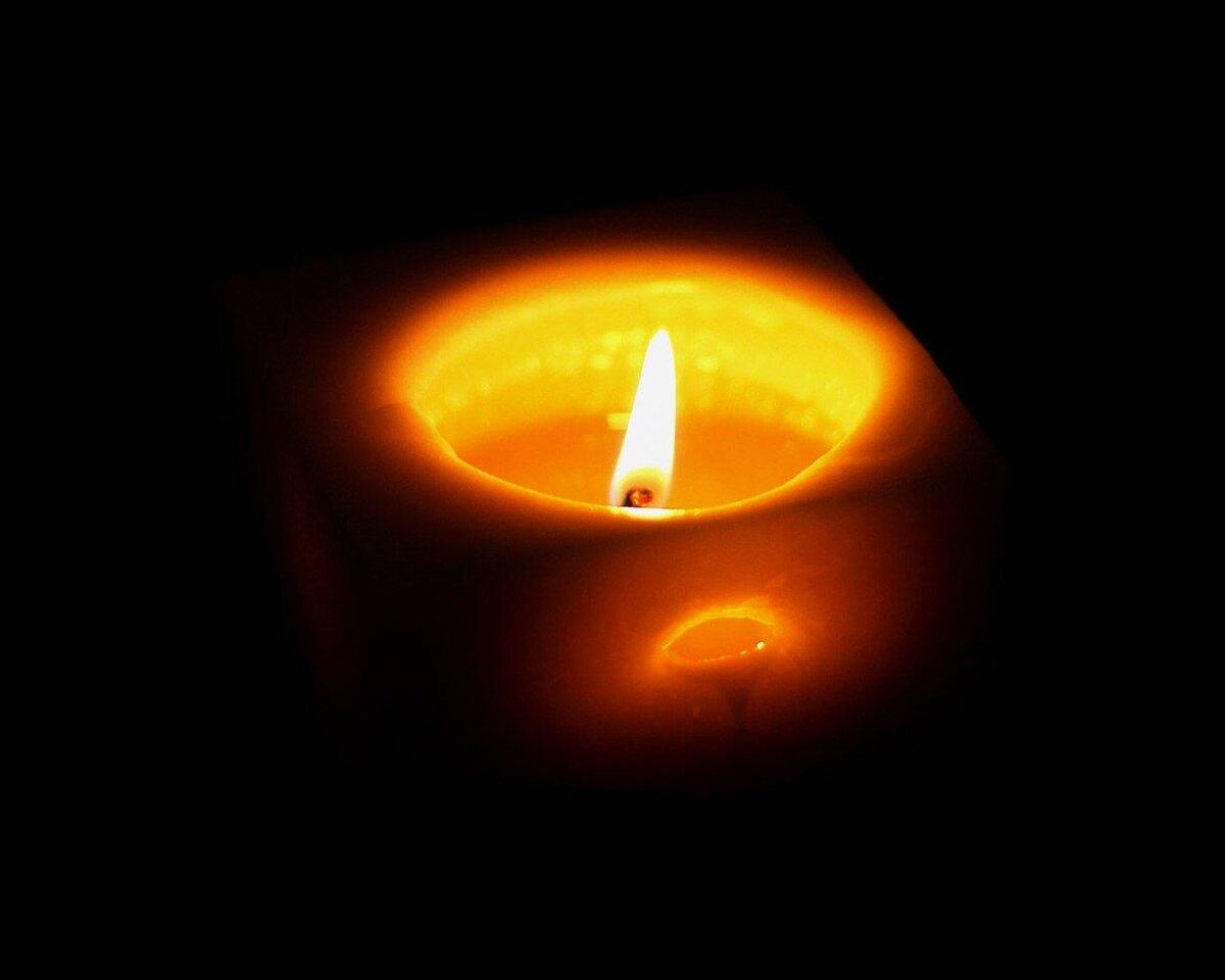 Вечера, картинки горящих свечей анимация