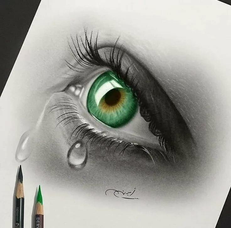 данных самого картинки с зелеными глазами с карандашом просторах всемирной