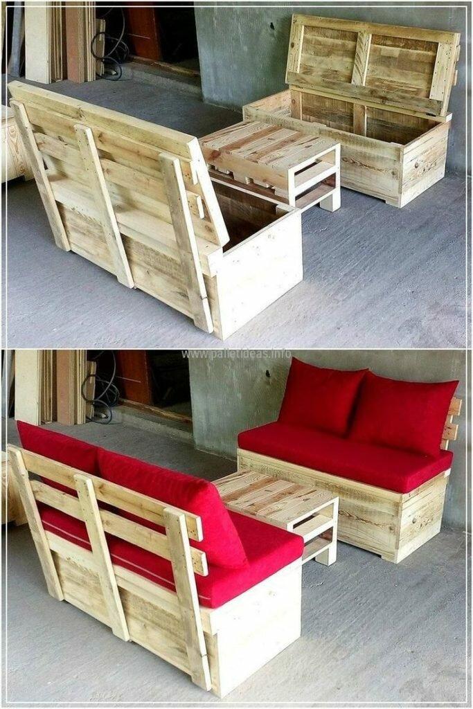 Удобная мебель своими руками фото
