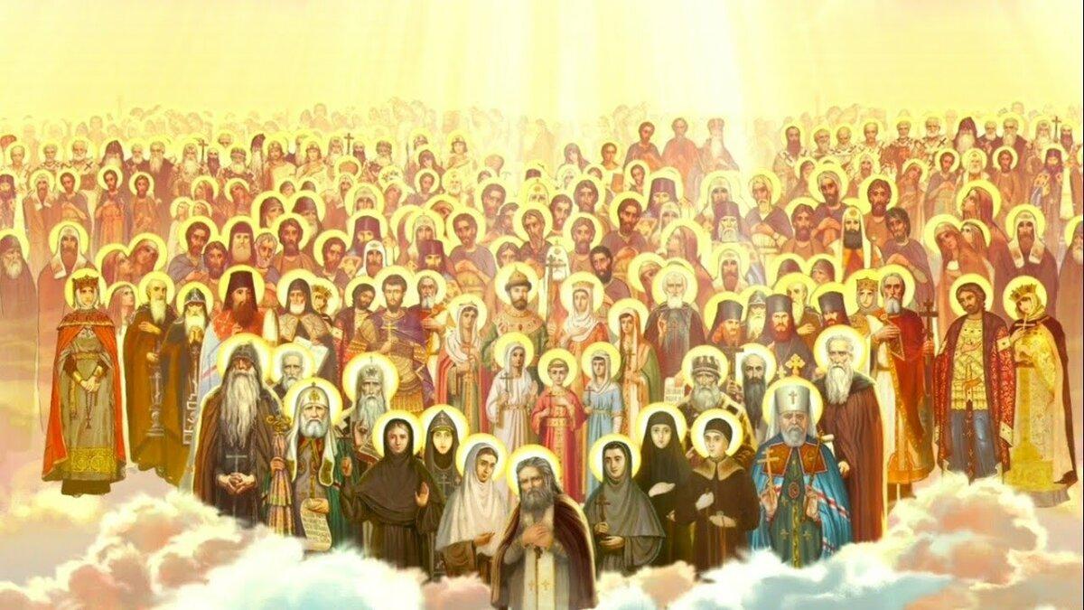 Картинки о русских святых, пластилина дню