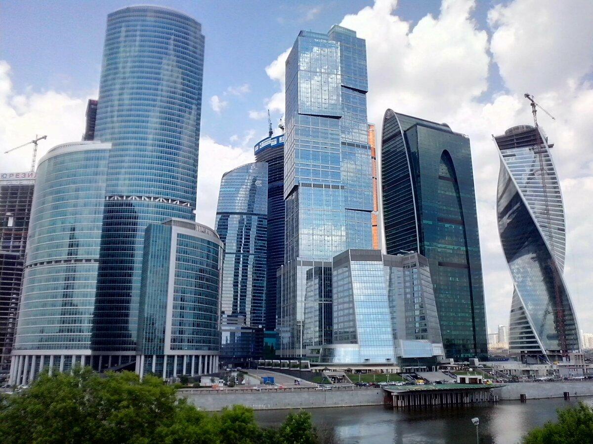 Москва сити последние фото
