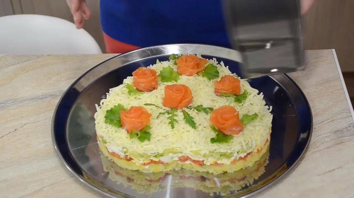 Рецепты салатов на день рождение с картинками