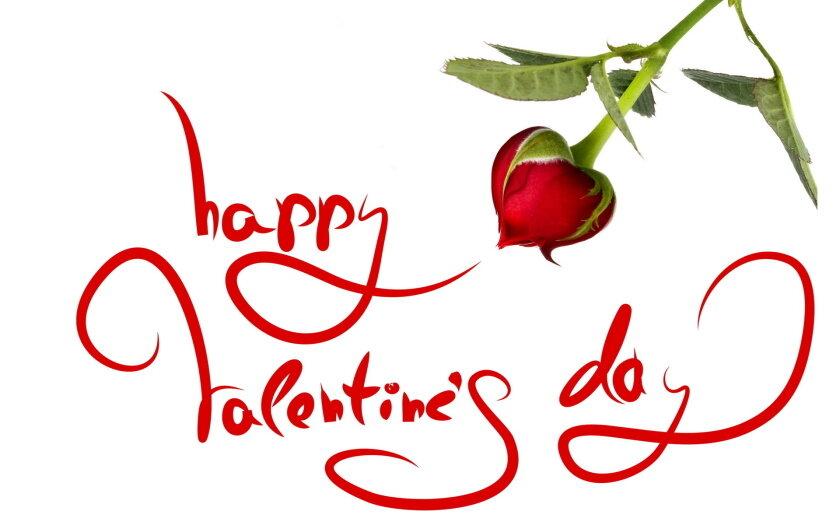 Годом, картинки надпись с днем святого валентина