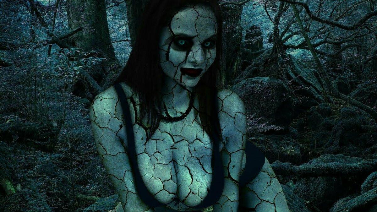 Картинки ужас женщина