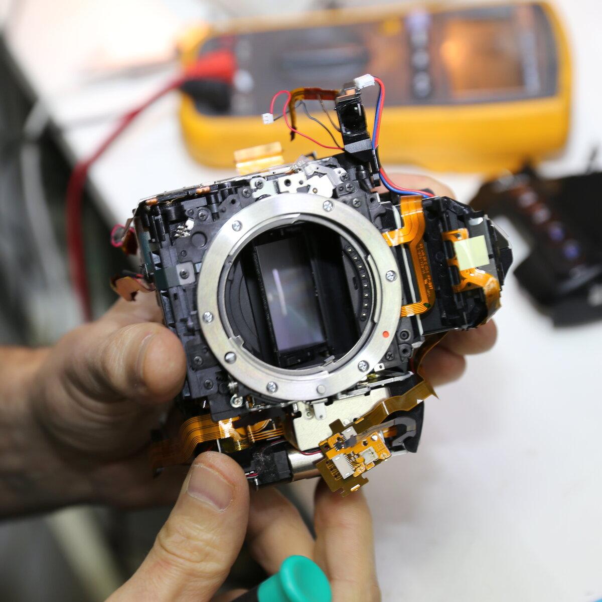 Фотоаппарат что такое выдержка установке