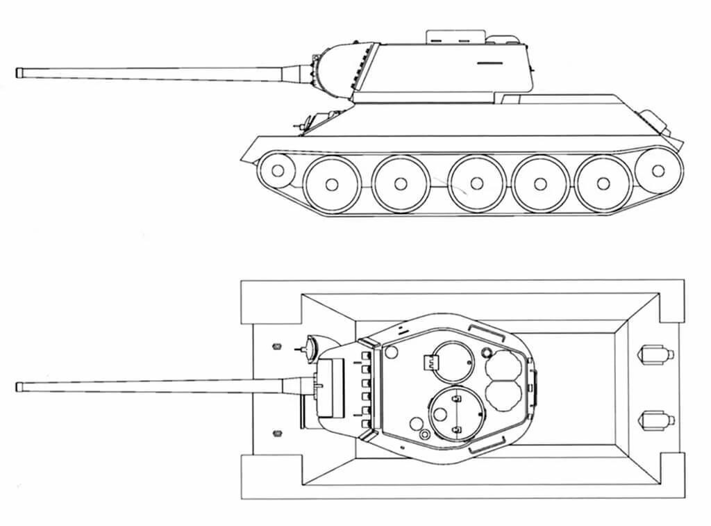 как по фото танка сделать чертеж деревянной обрешетки допустимо
