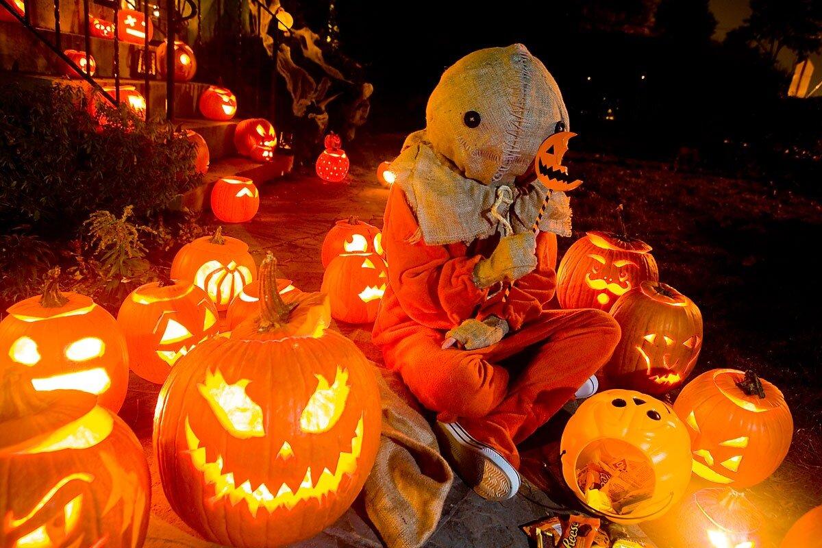 Фотки на хэллоуин