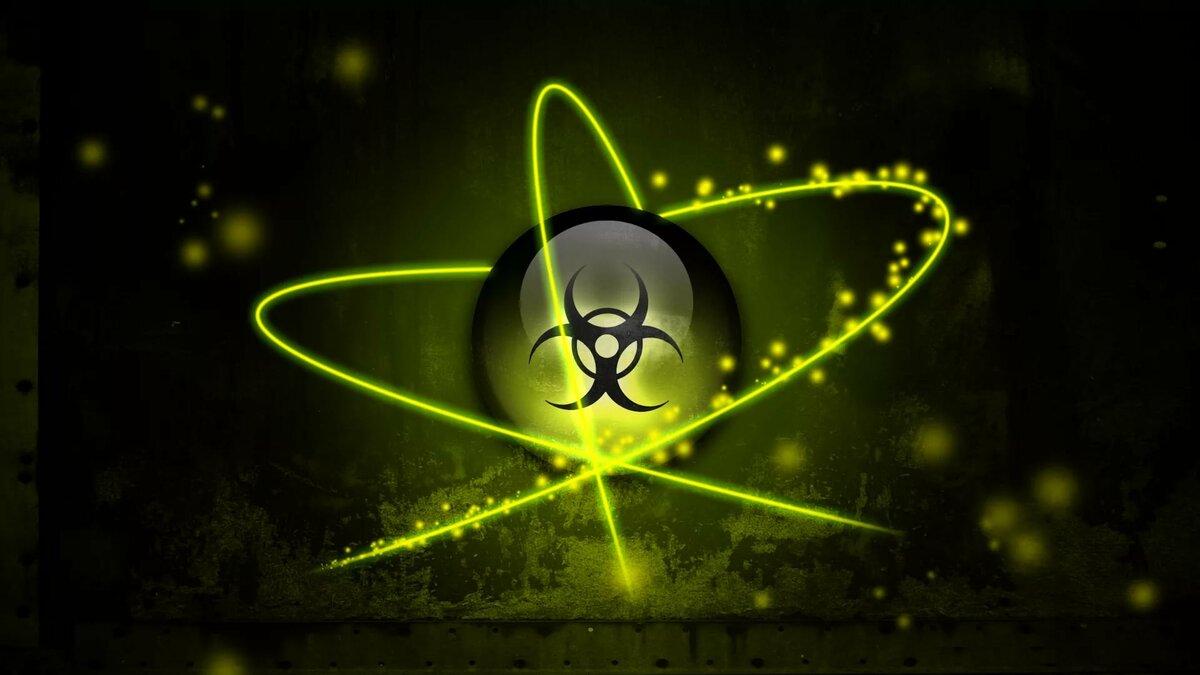картинка на рабочий стол радиации