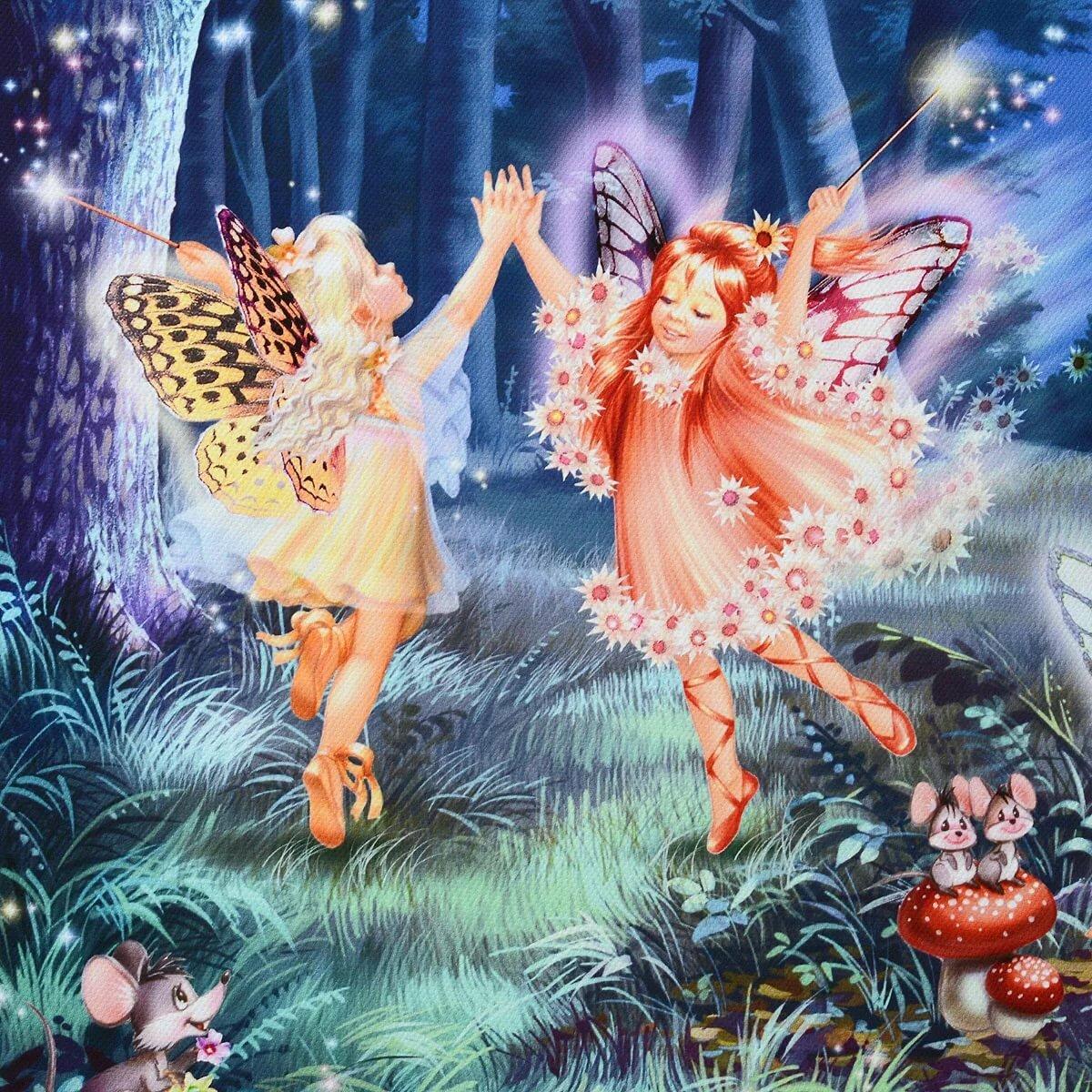 волшебные феи картинки чему снится