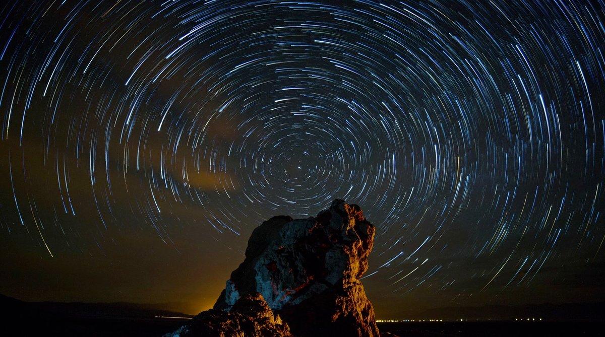 фото звездного неба с большой выдержкой заключения аудитов