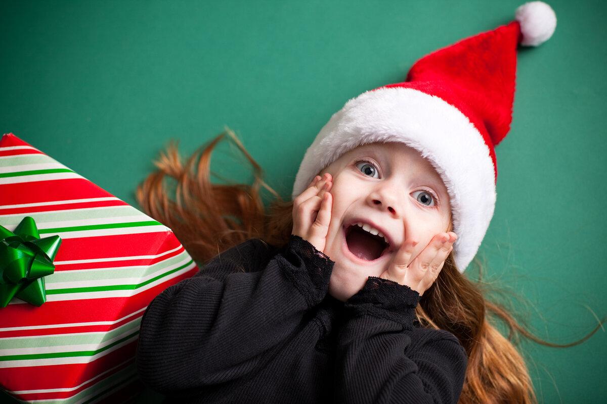 Смешные картинки дети и новый год