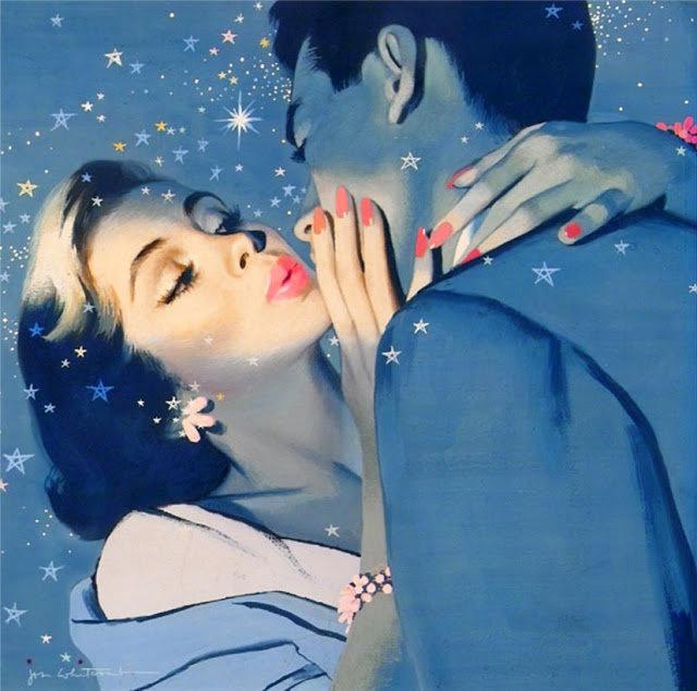Дарю поцелуй картинки