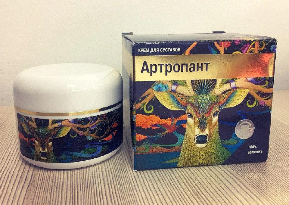 Артропант крем для суставов в Иркутске