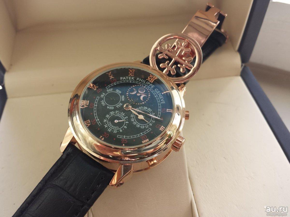 Часы patek philippe geneve sky moon tourbillon оригинал