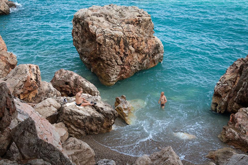 фотографии из дикого пляжа нас ничуть