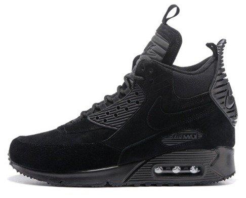 Кроссовки Nike зимние в Харабали. Зимние высокие белые кроссовки   Купить  со скидкой -50 9409e7c17f3