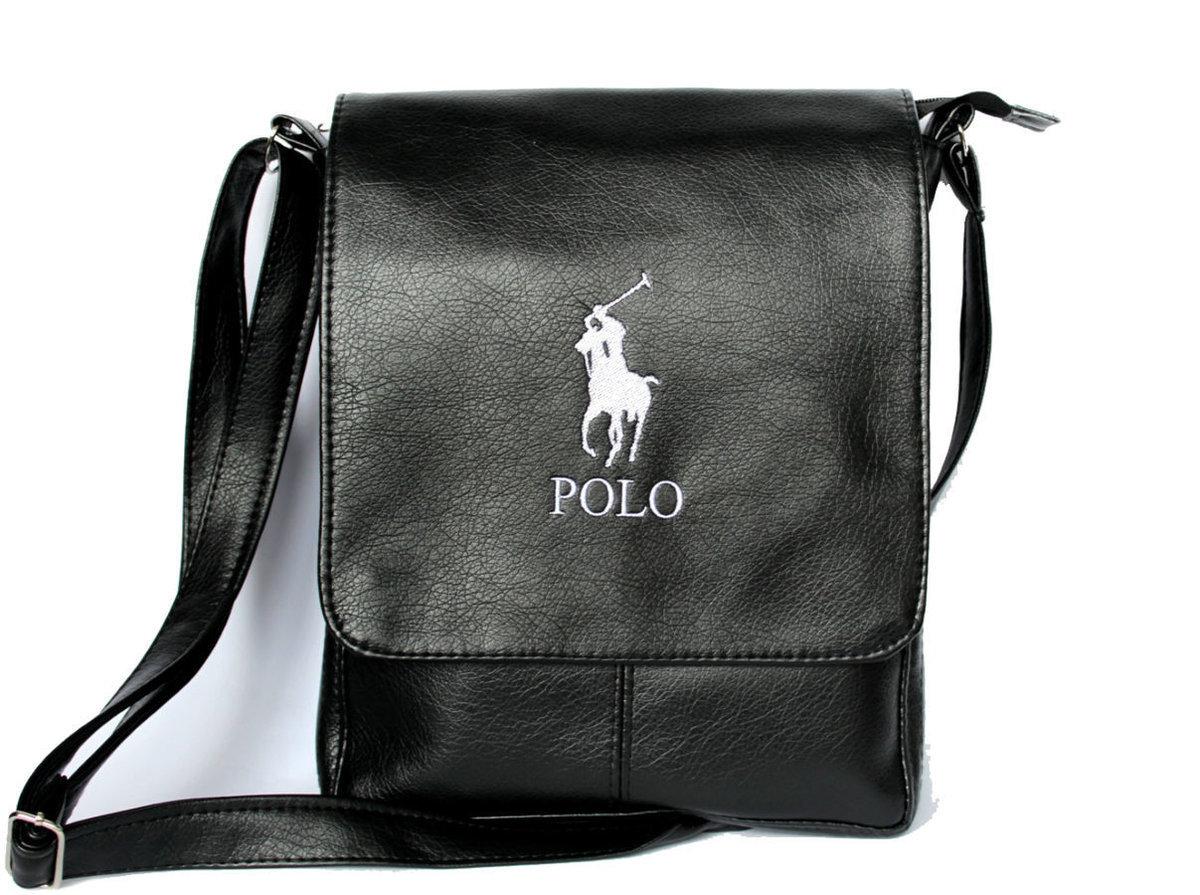 Стильная мужская сумка Polo. Мужская Сумка . Сумка Через Плечо. Сумка  Планшет. Подробности 08f0ad9f373