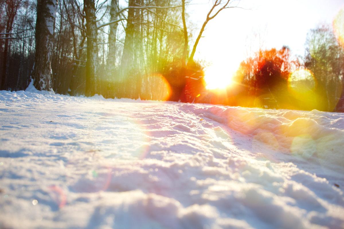 Картинки снежное утро весной, открытка прикольные открытки