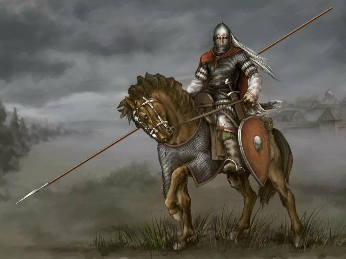 Рыцарь русский картинки