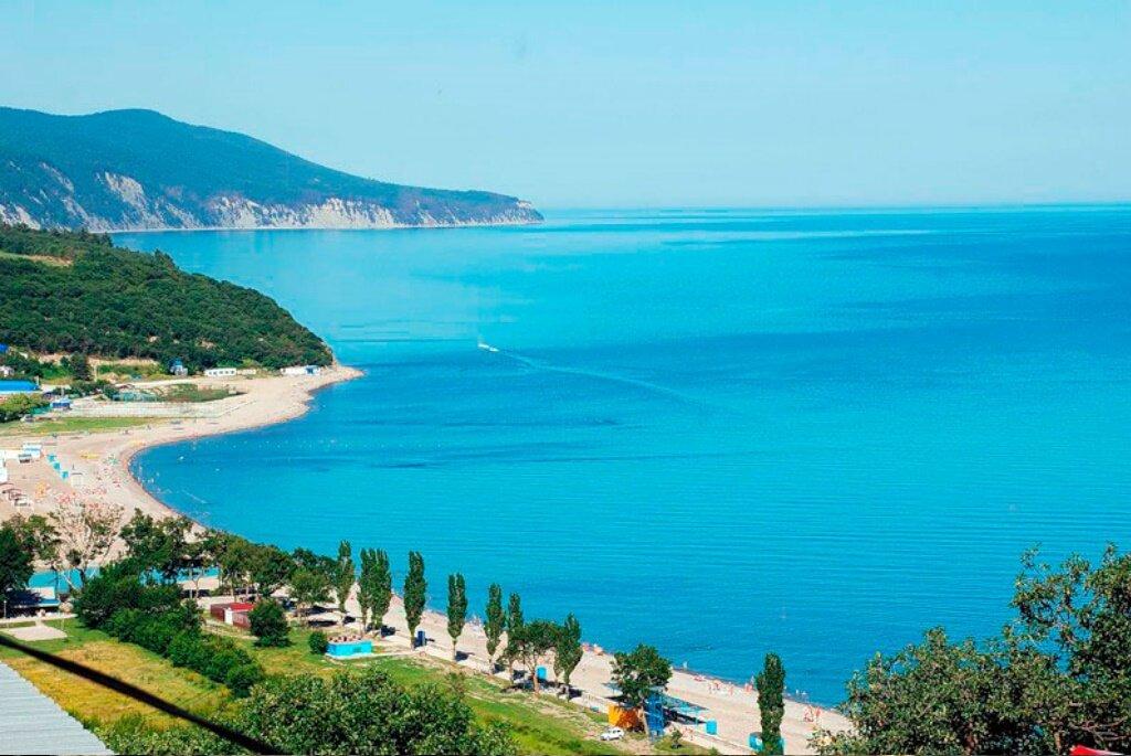 Курорты Черного моря России