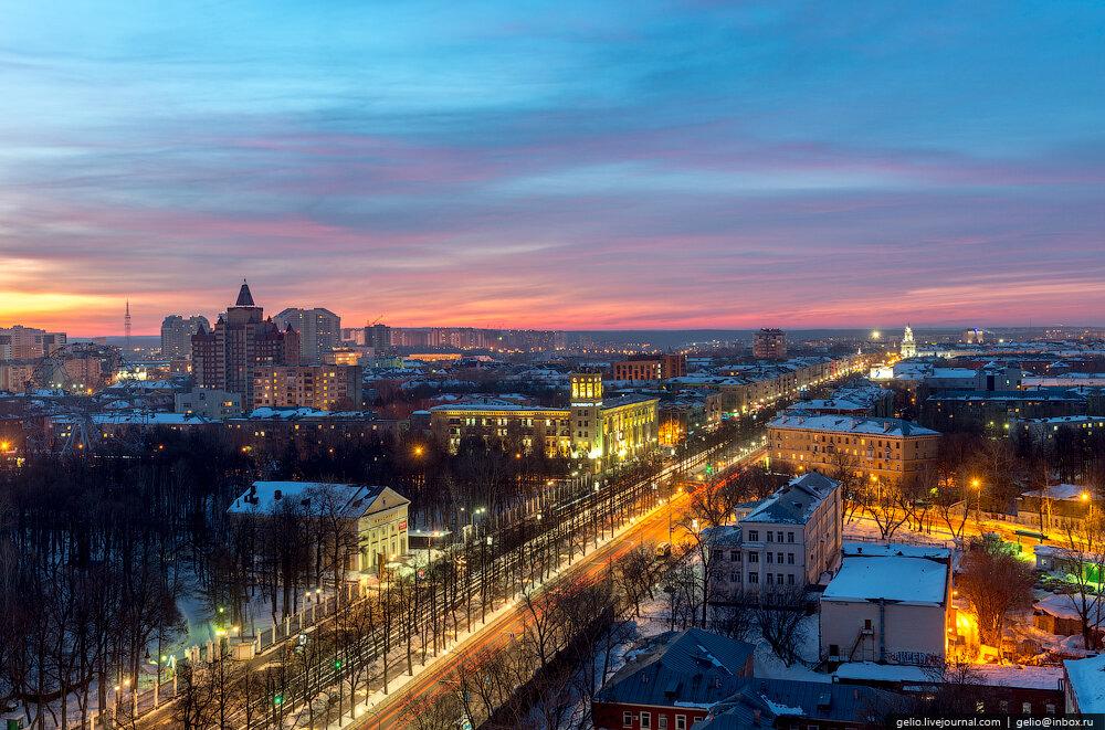 Картинки красивый город пермь