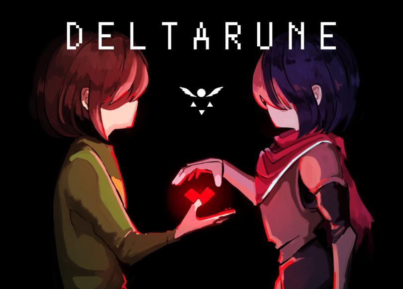 Картинки дельтарун