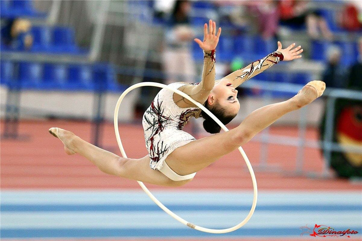 гимнастки спорт фото для поклонника такая