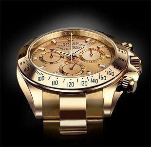 a178dbb4 ... Купить Rolex Daytona Gold and Black - мужские часы Ролекс в Москве  http://