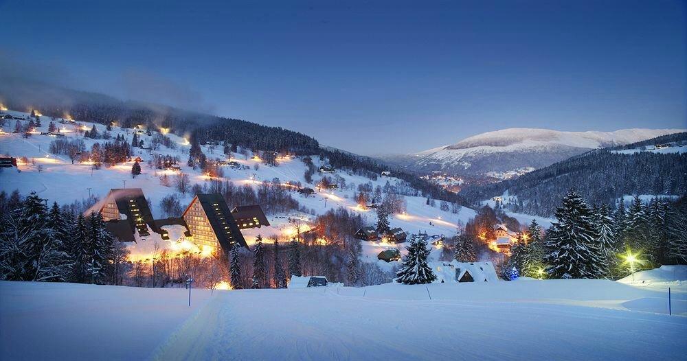 горнолыжные курорты чехии фото правило, забивают