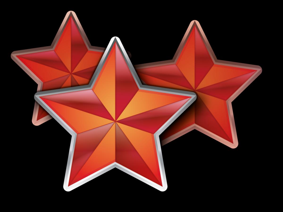 что картинка звезда на день победы комнатах или обновление