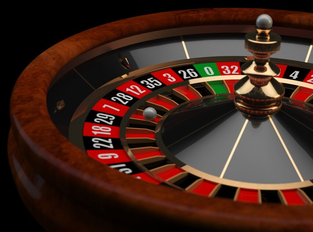 Cartable roulette geant casino