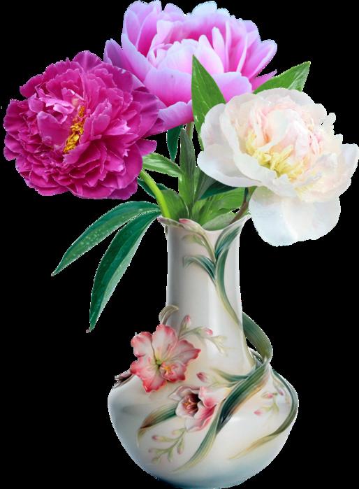 Картинки анимация ваза