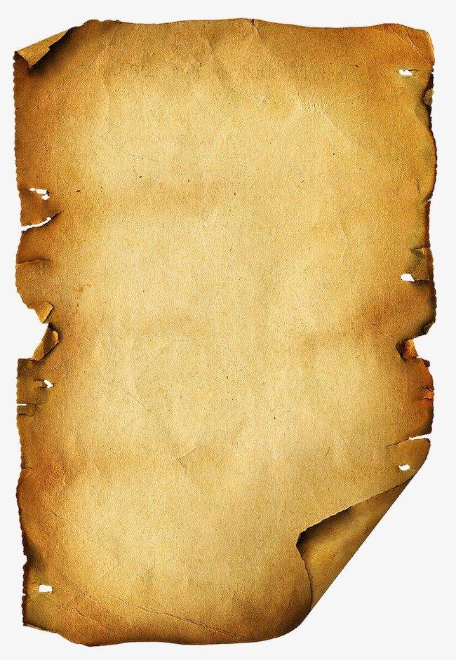 Как сделать открытку пергамент