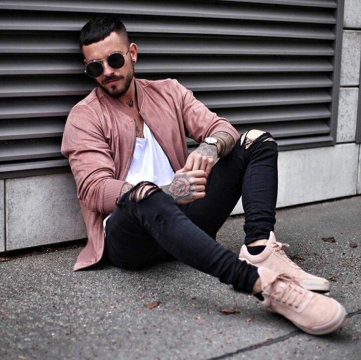 Мужики в кроссовках