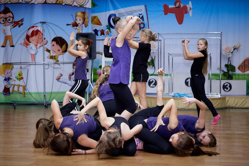 Танцевальная тренировка в декабре 2018. Суббота 14-00