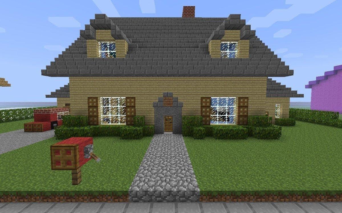 смотреть картинки дома маленькие в майнкрафте можно