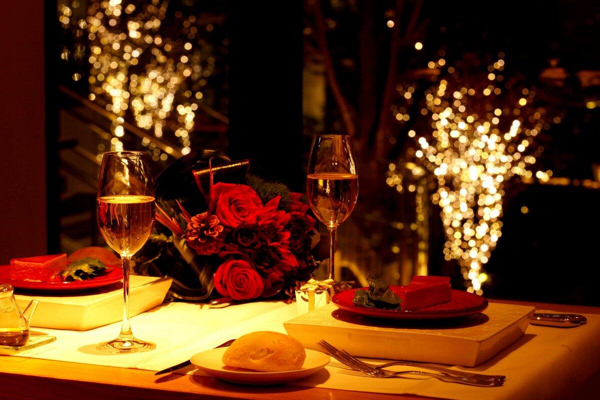 Логином, открытки вечер при свечах