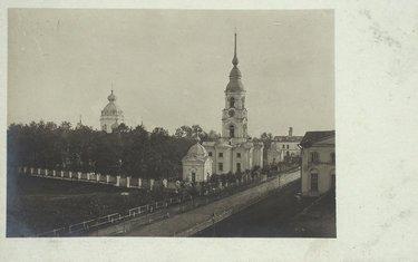 московский вознесенский монастырь старое