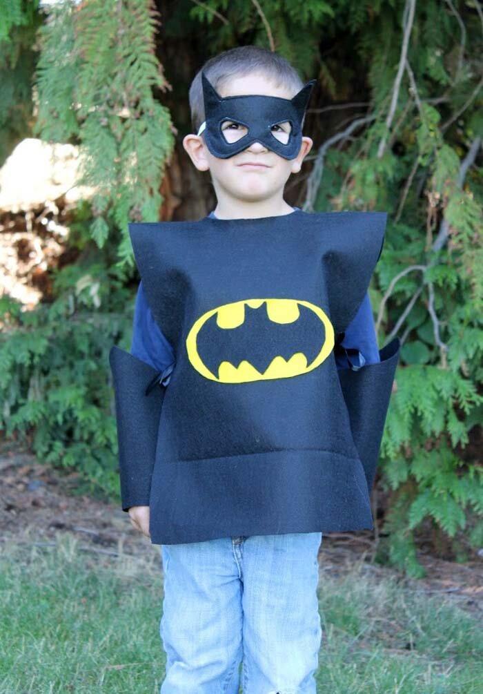 Костюм бэтмена своими руками фото 454