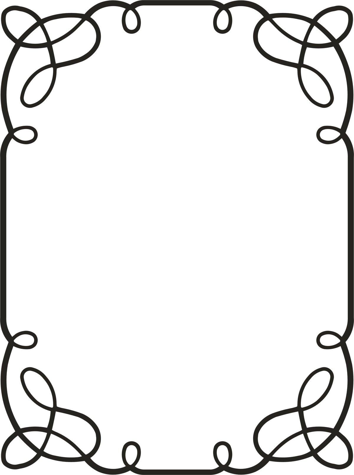 Картинки рамки красивые рисовать