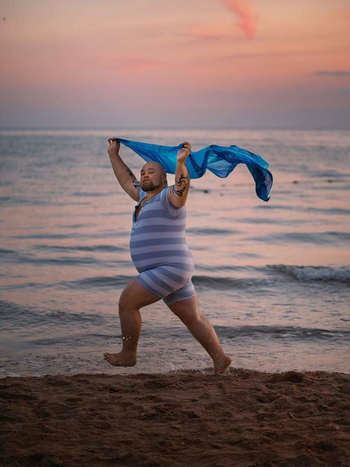 Красивые смешные картинки с морем, днем рождения