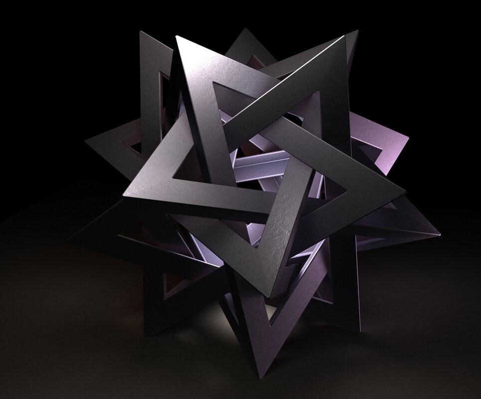 странные геометрические фигуры картинки громкий