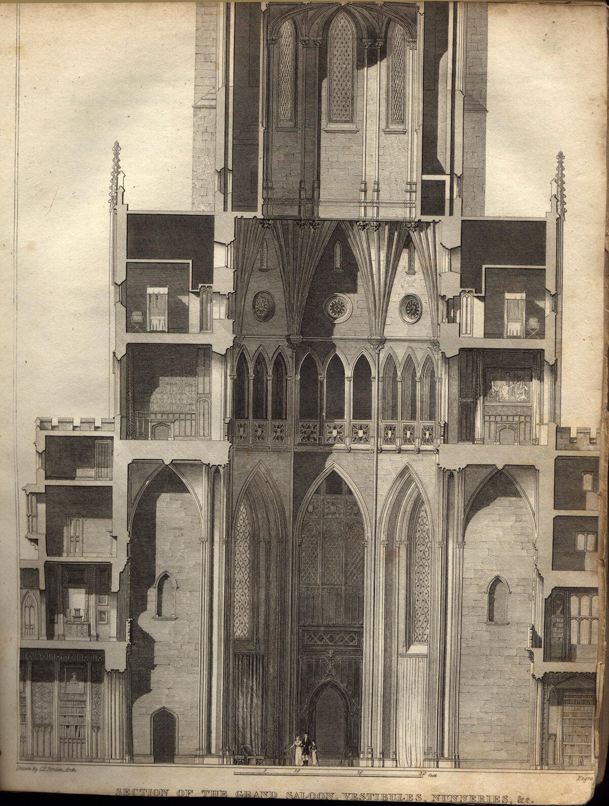 история дизайна готика картинки характеристика