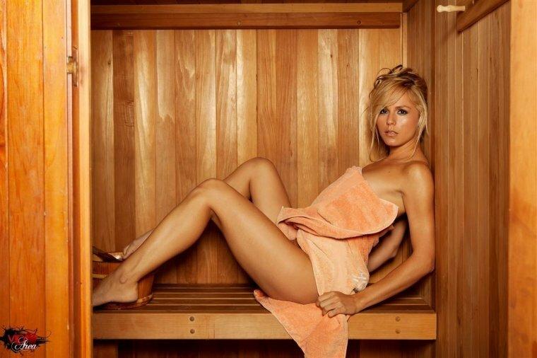 красивые русские девушки в бане пиар