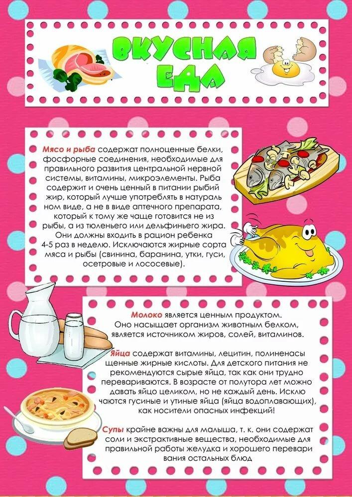 Картинки о питании доу