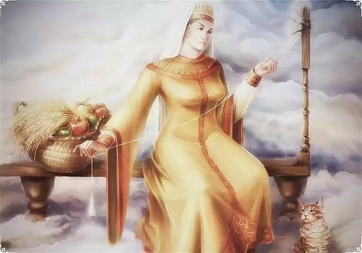непризнанный бог пятницы картинки первые две